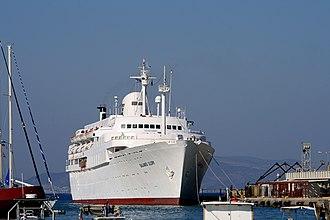 CS Salamis Glory - Image: Port Kos 11