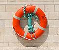 Port buoy Rivedoux, Ré island, Charente-Maritime, France.jpg