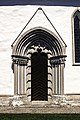 Portal sur do coro da igrexa de Halla.jpg