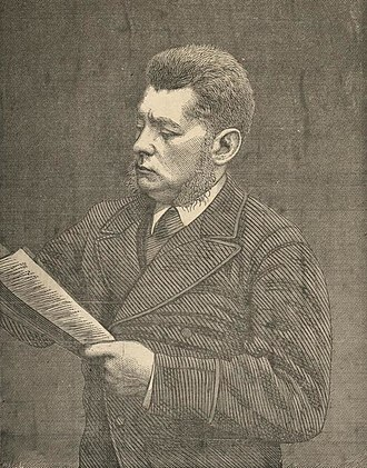 Watkin Williams (Liberal politician) - Portrait of Watkin Williams, Esq., Q.C., M.P.