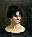Portrait of a Young Woman by Robert Ladbrooke.jpg