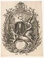 Portret van Eugenius van Savoye Son Altesse les Serenissime & Victorieux Eugenes Prince de Savoye & de Piemont Marquis de Saluces Suprême Chef des Armées de l'invincible Empereur Roi Catholique des Espagnes Charles VI &, RP-P-2016-121.jpg