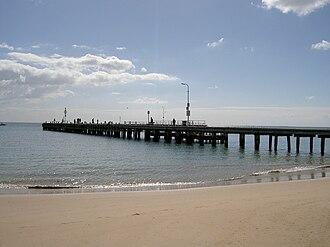 Portsea, Victoria - Portsea Pier