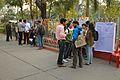 Poster Presentation - Bengali Wikipedia 10th Anniversary Celebration - Jadavpur University - Kolkata 2015-01-10 3506.JPG