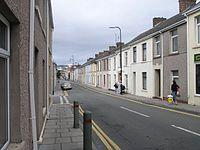 Pottery Street, Llanelli - geograph.org.uk - 253195.jpg