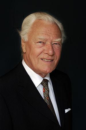 Poul Schlüter - Schlüter in 2005