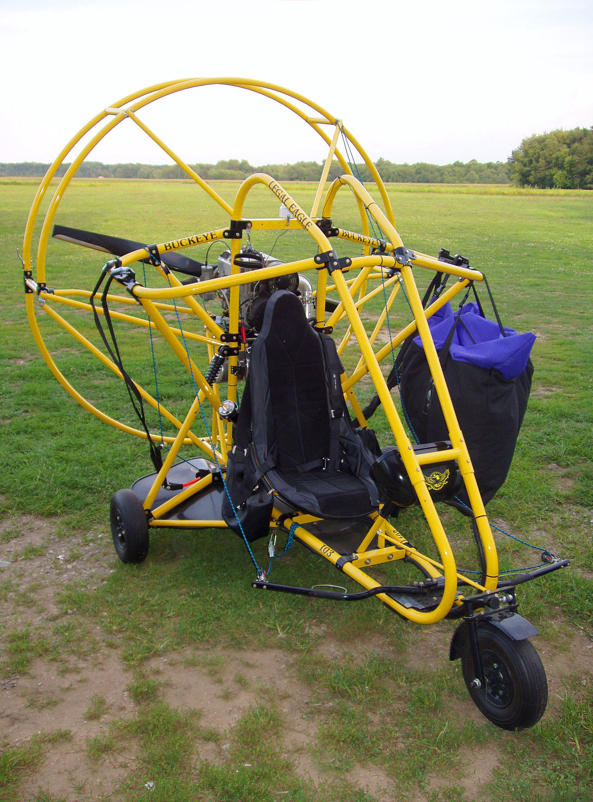 powered parachute wikipedia