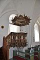 Prædikestol i Besser Kirke (Samsø Kommune).JPG