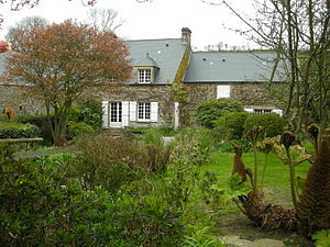Omonville-la-Petite - The house of Jacques Prévert in Ormonville