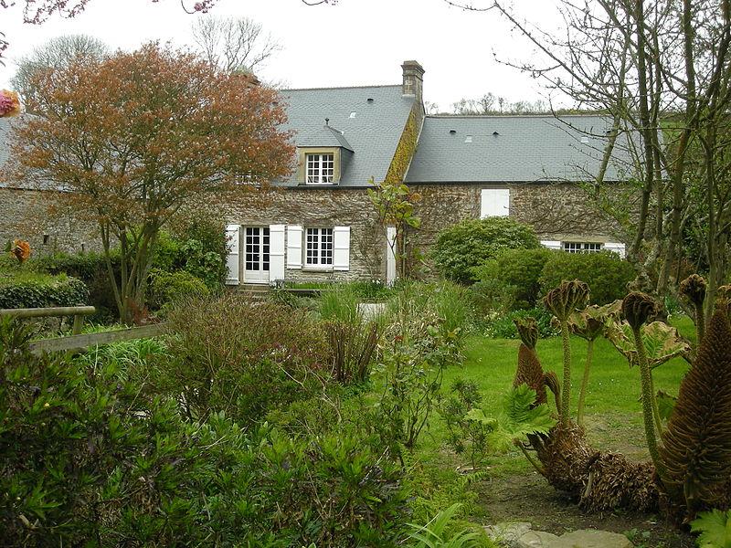 La maison Jacques Prévert à Omonville-la-Petite