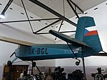 Praga E-114M Air Baby a Mikron III (Kbely) 2.jpg