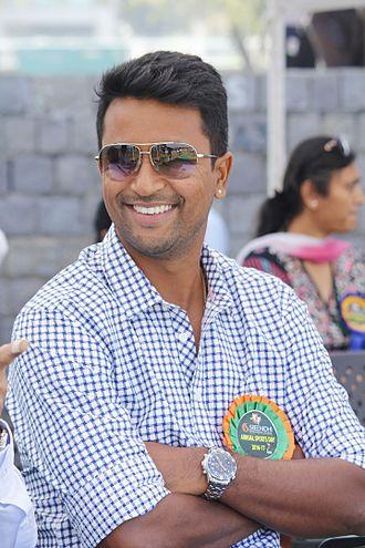 Pragyan Ojha - Image: Pragyan Ojha