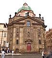 Praha, kostel sv. Františka čelo.JPG