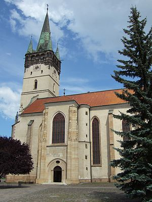 Prešov dóm