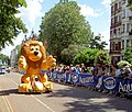 Pre prologue parade 'Le Tour De France'. - geograph.org.uk - 490546.jpg
