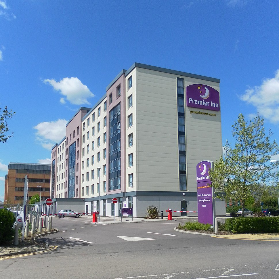 Premier Inn Hotel, Manor Royal, Crawley