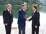 Premier dr. Cerar in general Gorenc za ohranitev enotnosti severnoatlantskega zavezništva 2.JPG