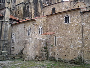 Gundemaro Pinióliz - Pre-romanesque buildings of the Cathedral of Oviedo