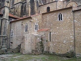Gundemaro Pinióliz - Pre-romanesque buildings of the Cathedral of Oviedo