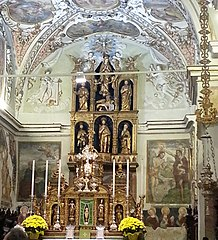 ancona  di santa Maria Assunta