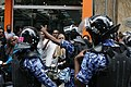 President Nasheed takes refuge at Indian Embassy & Protests (8474103682).jpg