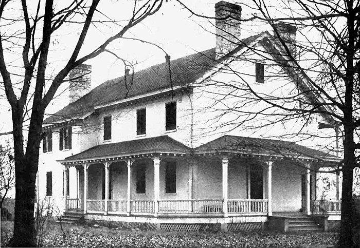 Presidents Zachary Taylor Louisville home.jpg