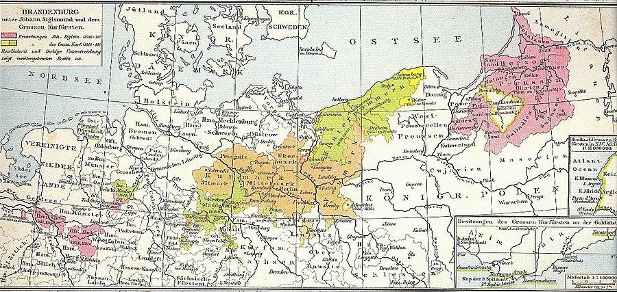 Brandenburg-Prussia - Wikipedia