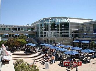 Price Center - Price Center West exterior