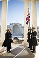 Prime Minister of the United Kingdom Theresa May visits Arlington National Cemetery (31712854724).jpg