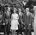Prince Juan Carlos of Spain and Princess Sophia of Greece at White House (02).jpg