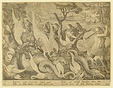 Print, Fighting serpents with fire, ca. 1595 (CH 18391975).jpg