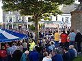 Prize presentation for Southern 100 races, Castletown - geograph.org.uk - 201831.jpg