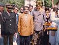 Professor Devendra Prasad Gupta Vice Chancellor of Ranchi University at R.Y.S.Yadav College.jpg