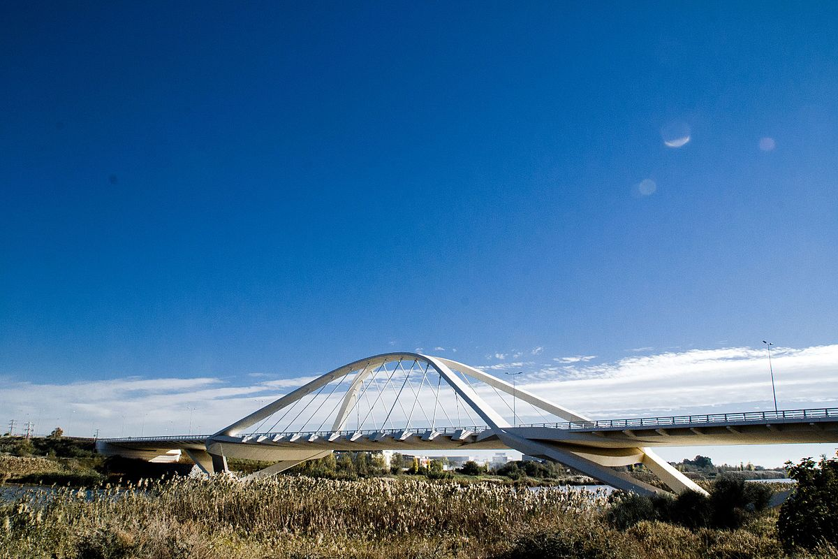 Mandela >> Puente Nelson Mandela (El Prat de Llobregat) - Wikipedia, la enciclopedia libre