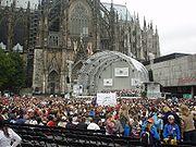 Pueri Cantores Chorfestival Köln 2004