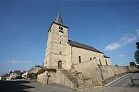 Puilly-Charbeaux - l' Église Saint-Sébastien - Photo Francis Neuvens lesardennesvuesdusol.fotoloft.fr.JPG