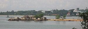 Pulau Sekudu - Pulau Sekudu