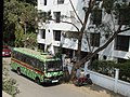 Pune City Police - Riot Control Vehicle at Lane G, Koregaon Park - panoramio.jpg