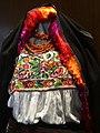 Purepacha Woman's Dress - Museo de Artes Populares - Patzcuaro - Michoacan - Mexico (20559144151).jpg