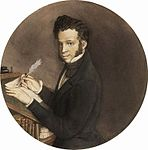 Pushkin portrait by somov.JPG