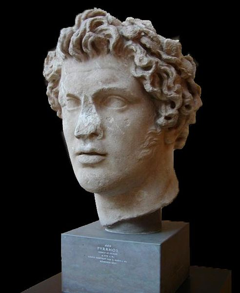 King Pyrhhus