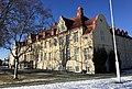 Queen Maud University College of Early Childhood Education Dronning Mauds Minne Høgskole DMMH Thrond Nergaards veg 7 Trondheim Norway 2017-03-08 snow etc IMG 0927.jpg
