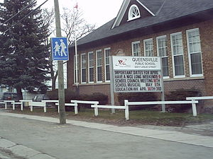 York Region District School Board - Queensville Public School