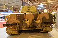 Rétromobile 2015 - Panzer VI Ausf B Tigre II - 1944 - 005.jpg