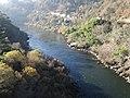 Río Frieira, ó lado do Encoro, A Frieira, Quintela, Crecente.jpg
