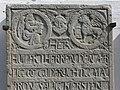 Rømø - Friedhof - Symbol 6 Evangelistensymbole und Engel.jpg