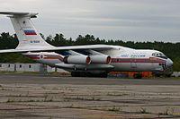 RA-76429 - IL76 - MCHS Rossii