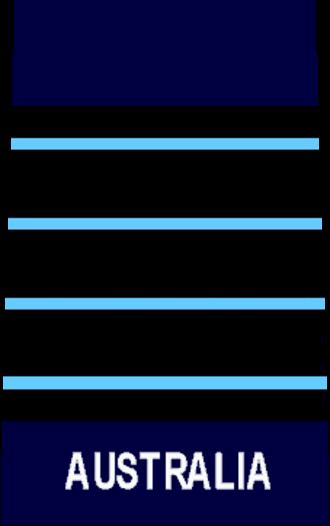 Group captain - Image: RAAF O6 rank