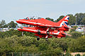 RAF Red Arrows - Royal International Air Tattoo 2015 (19951004665).jpg