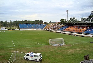 Guaratinguetá Futebol - Estádio Municipal Décio Vitta